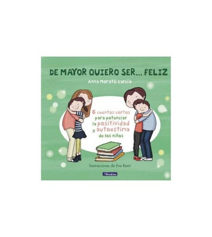 libro de mayor quiero ser feliz