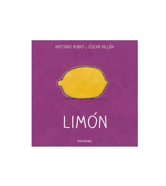 libro limon kalandraka