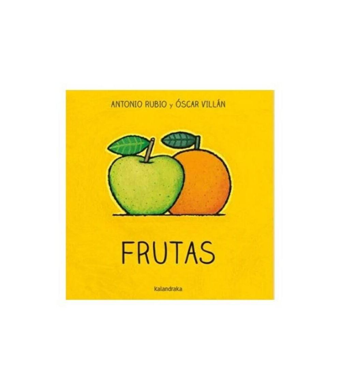 libro frutas kalandraka
