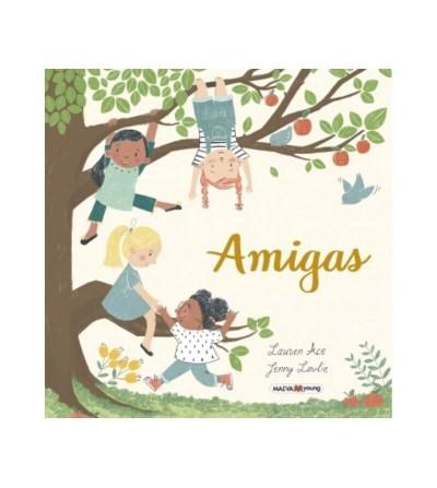 libro infantil amigas