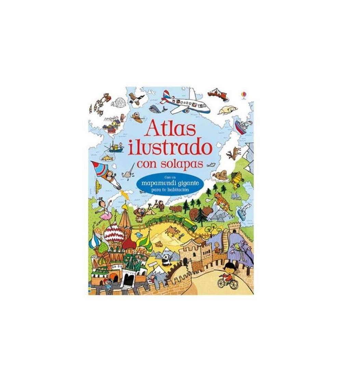 atlas ilustrado solapas usborne