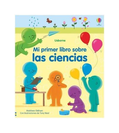 mi primer libro sobre las ciencias