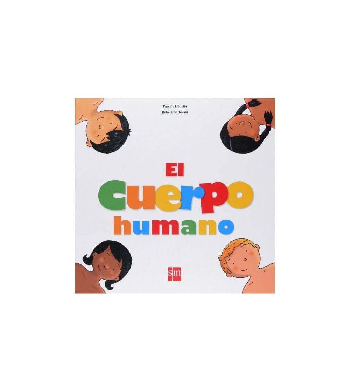 libro infantil el cuerpo humano