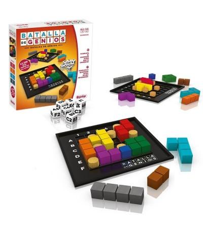 juego batalla de genios ludilo