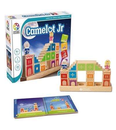 camelot junior juego logica smart games