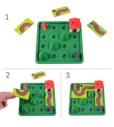 caperucita roja smartgames como jugar