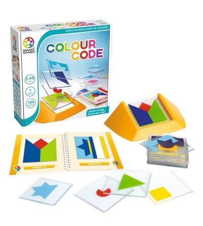 colour code juego smartgames