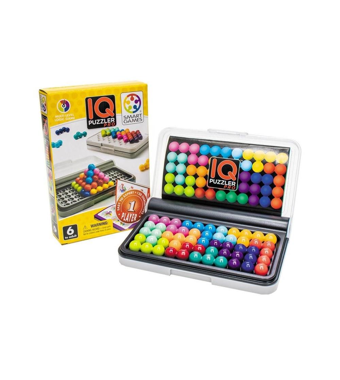 iq puzzler juego logica smartgames