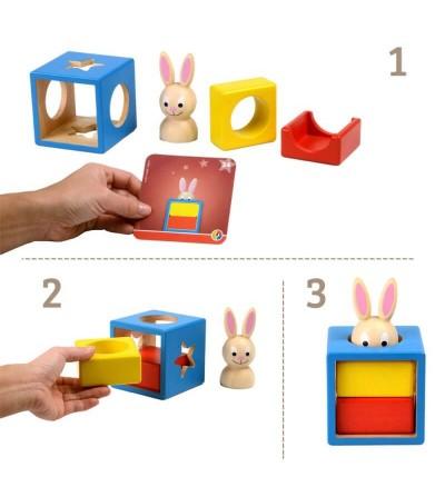 bunny boo juego como jugar