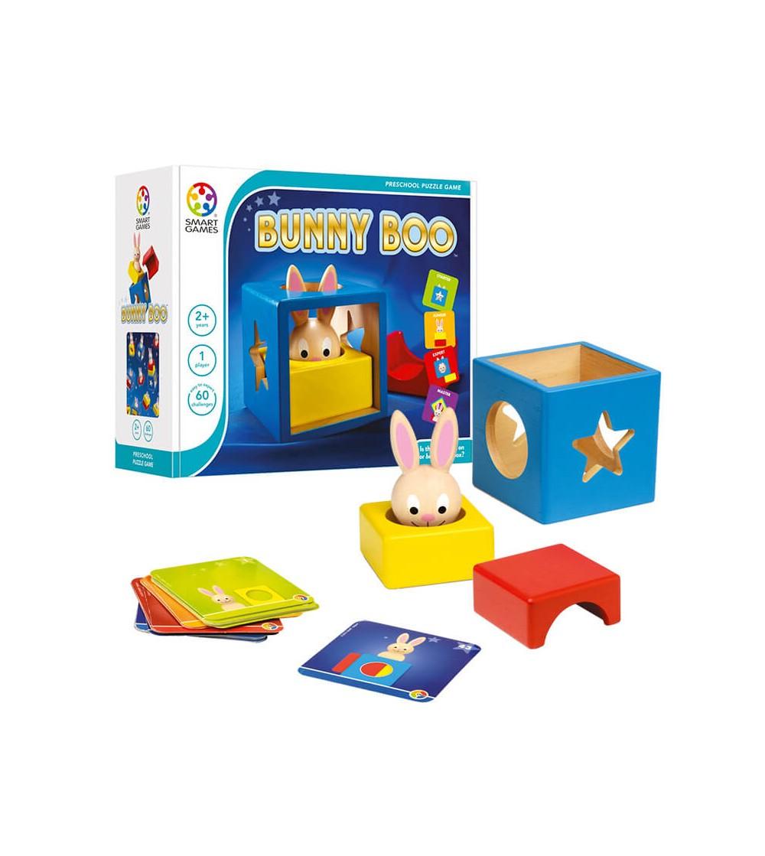 bunny boo juego logica smartgames