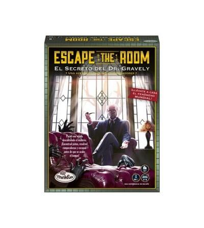 juego escape the room thinkfun