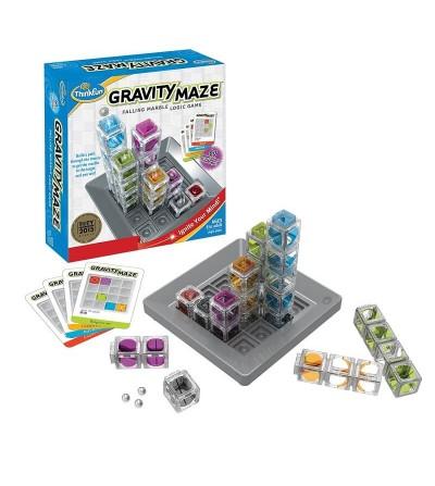 juego gravity maze thinkfun