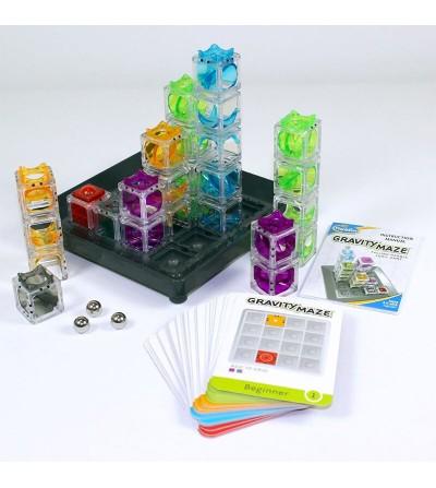 contenido juego gravity maze