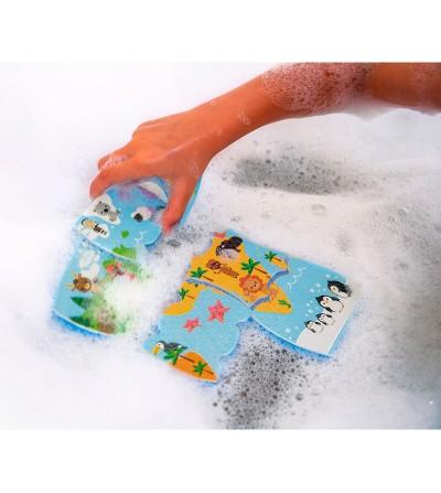 mapa del mundo de baño piezas