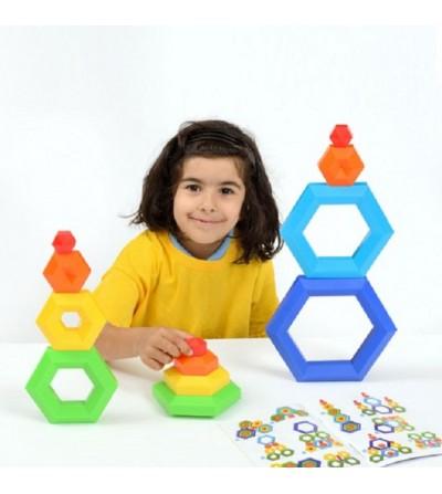 apila hexacus como jugar