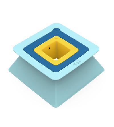 cubo apilable piramide quut