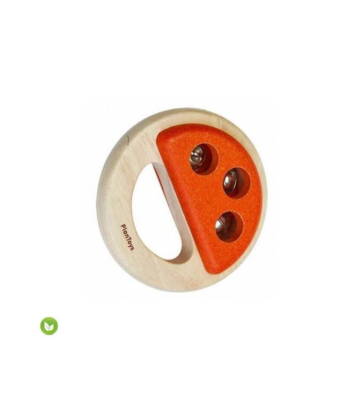 percusion cascabel juguete plan toys