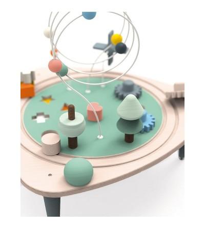 mesa de actividades juego janod