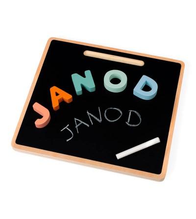 pizarra abecedario sweet cocoon janod