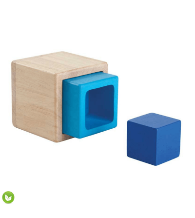 cubos encajables juguete plantoys