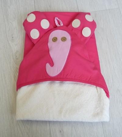 toalla capa elefante