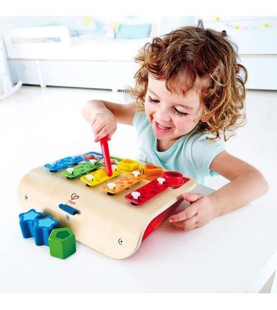 xilofono clasificador formas como jugar