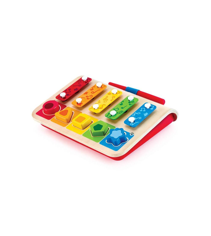 xilofono clasificador formas hape