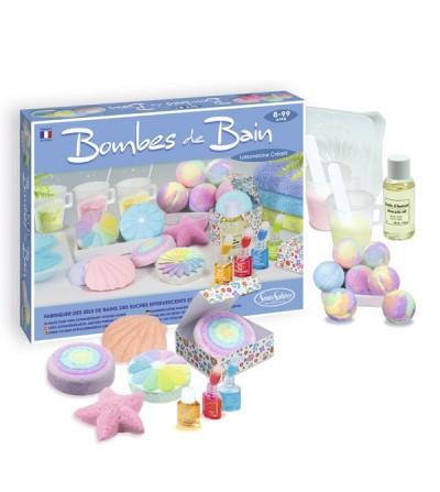 juego laboratorio bombas baño sentosphere