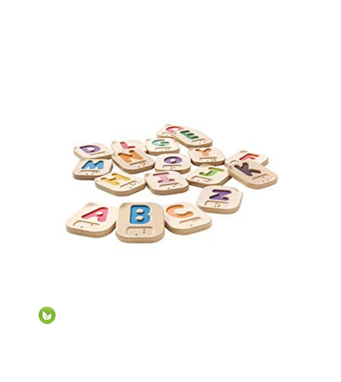 alfabeto braille plantoys