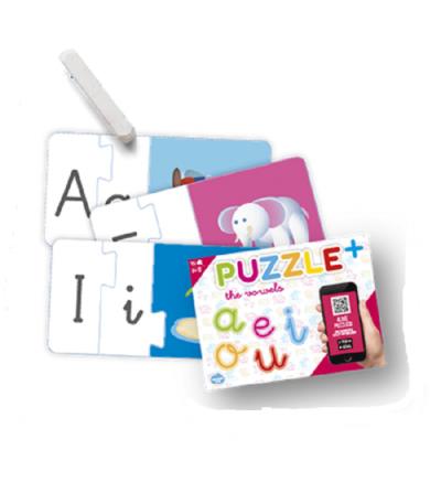 puzzle las vocales