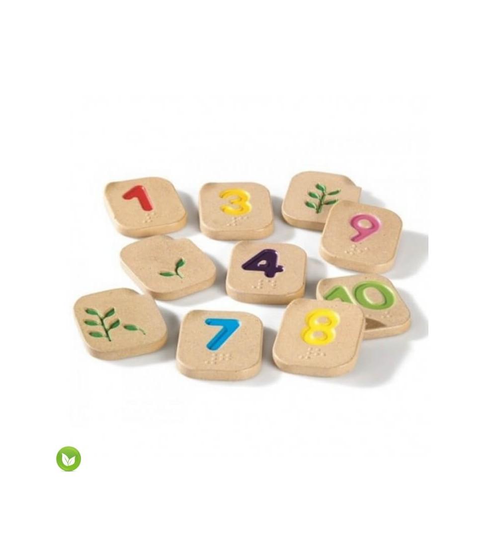 numeros braille plantoys