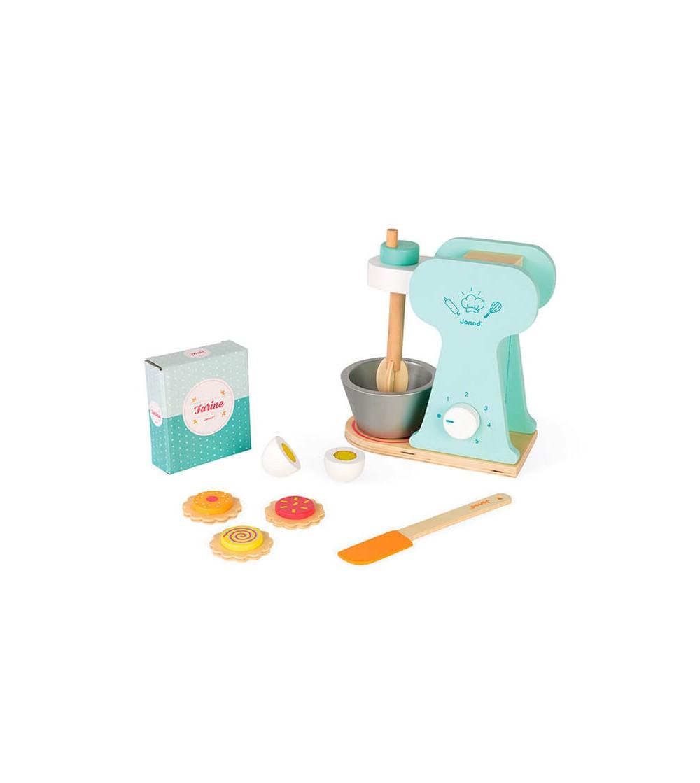 juguete set de pasteleria janod