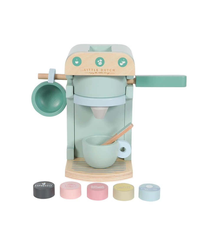 juguete cafetera little dutch