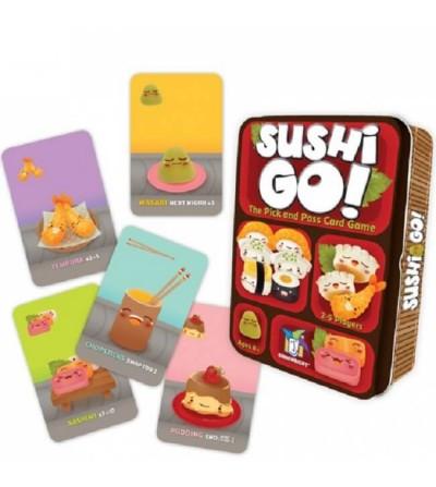 juego sushi go devir