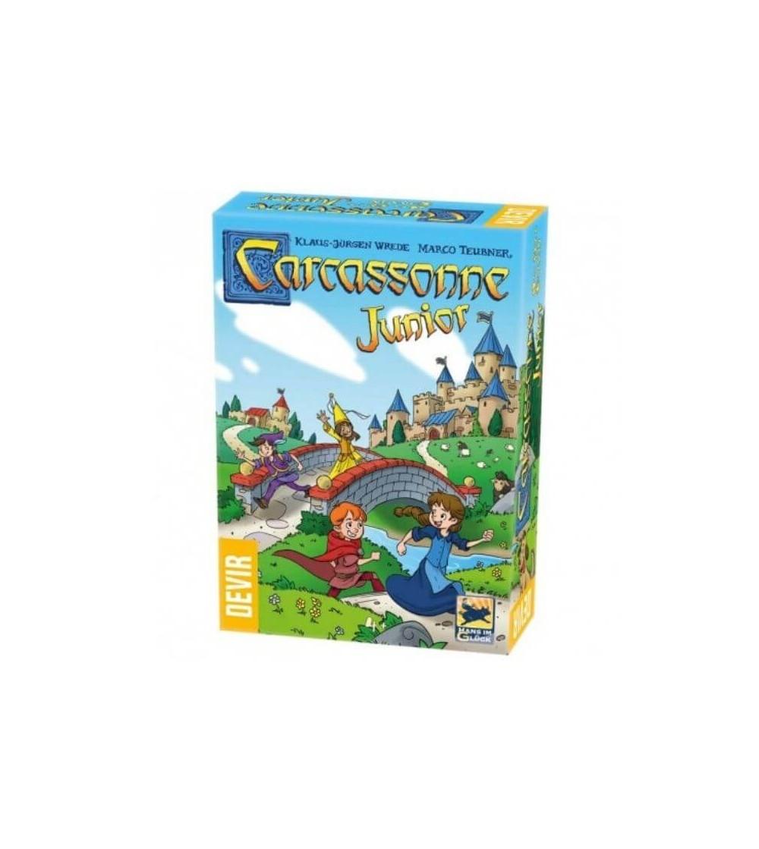 juego carcassonne junior devir