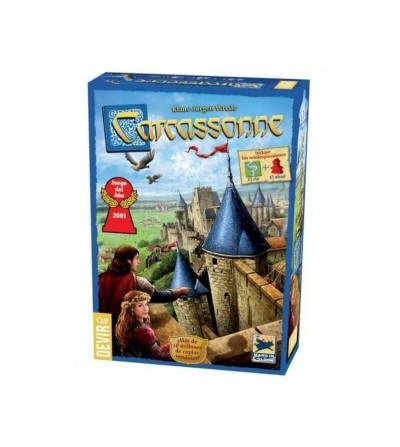 juego carcassonne devir