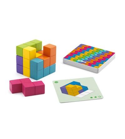como jugar cubissimo djeco