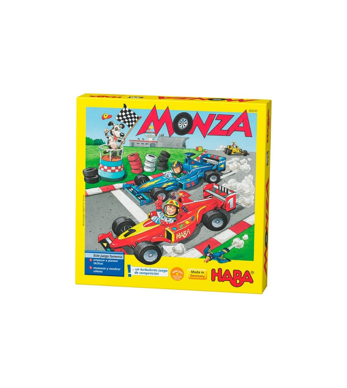 juego monza haba