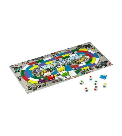 tablero juego monza