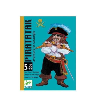 juego cartas piratatak djeco