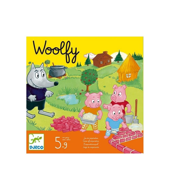 juego woolfy djeco