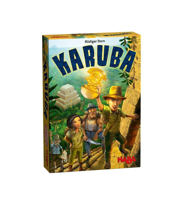 juego karuba haba