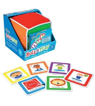primer juego roll play thinkfun