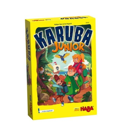 juego karuba junior haba