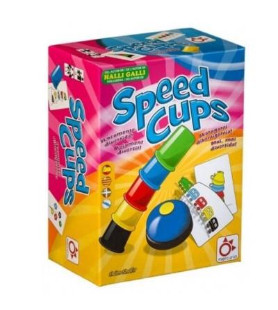 juego speed cups mercurio