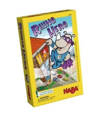 juego rhino hero euskera haba