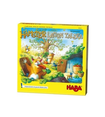 juego hamster lagun taldea haba