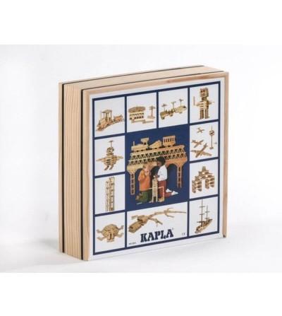 caja juego kapla 100 piezas