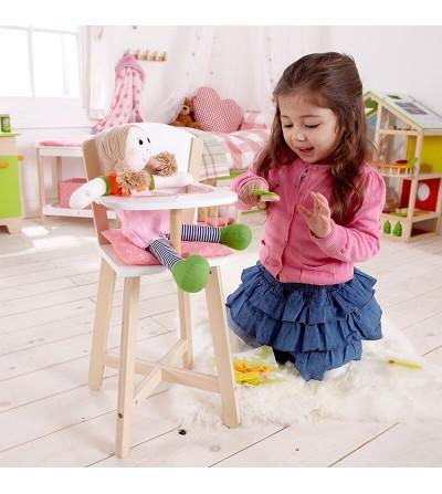 trona para muñecas