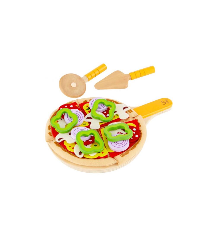 set pizza juguete hape